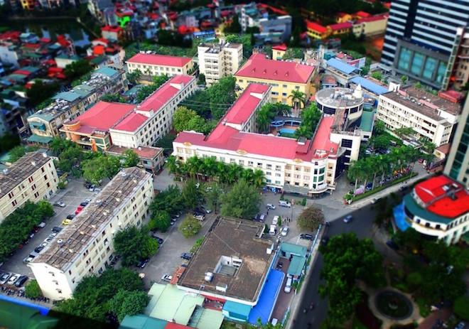 Thâu tóm xong khách sạn Kim Liên, Thaigroup xây cao ốc văn phòng trên đất vàng Hà Nội 1