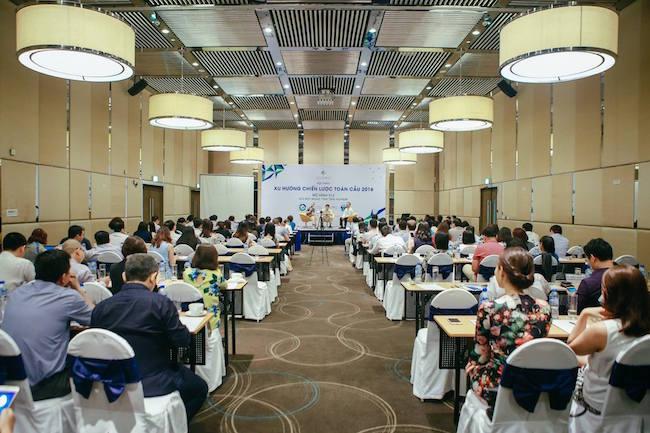 Dale Carnegie: Văn hoá doanh nghiệp được quyết định bởi lãnh đạo cấp cao 3