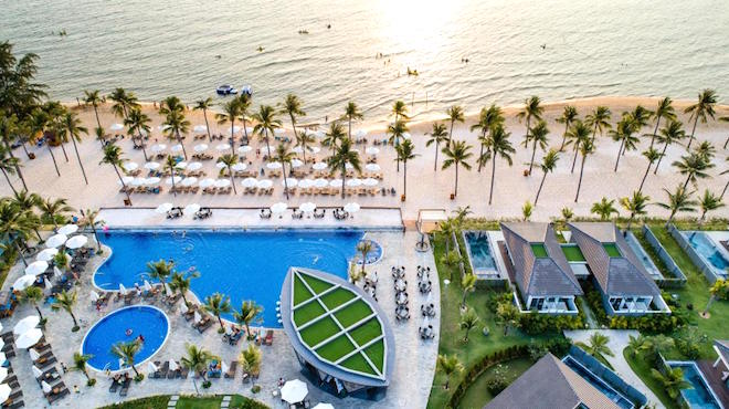 Tập đoàn CEO dồn sức đầu tư bất động sản du lịch biển 1
