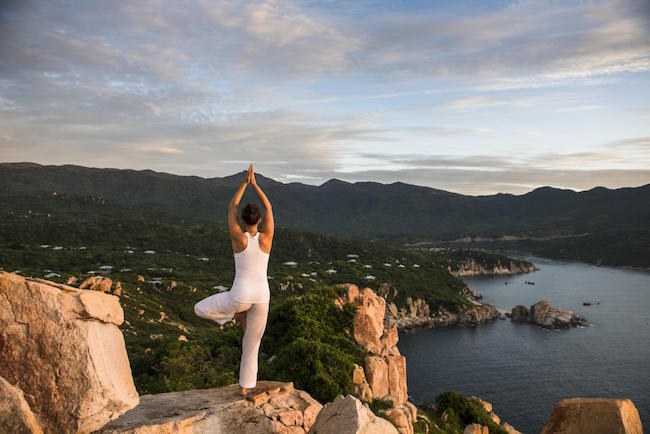 Bất động sản núi hướng biển: Lựa chọn mới của giới nhà giàu