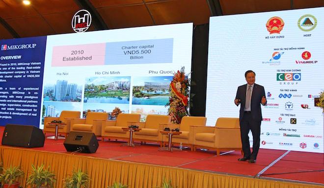 Chủ tịch MIKGroup: 'Chính sách thắt chặt tín dụng sẽ lành mạnh hóa thị trường BĐS' 1