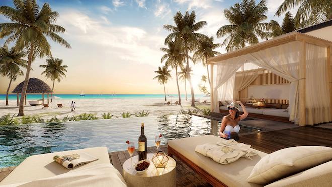 Reuters: Mövenpick Resort Waverly Phú Quốc sẽ nâng tầm du lịch nghỉ dưỡng đảo Ngọc 1