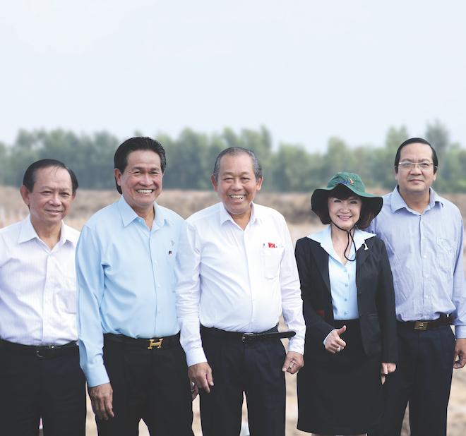 Chủ tịch Tập đoàn TTC Đặng Văn Thành: Nguồn năng lượng mới 1