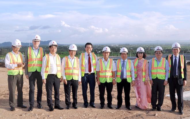 Chủ tịch Tập đoàn TTC Đặng Văn Thành: Nguồn năng lượng mới 3