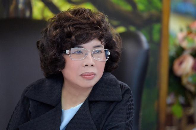 Doanh nhân Thái Hương: Đóa hướng dương kiêu hãnh