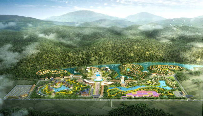 Chính phủ chưa xem xét dự án du lịch tâm linh 3.000 tỷ ở Hoà Bình