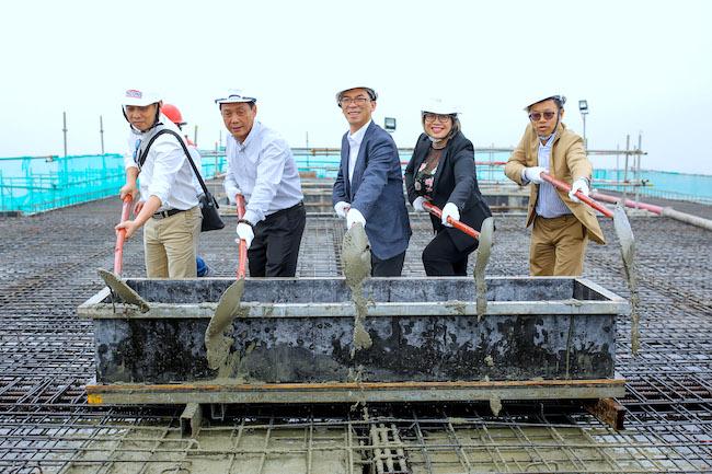 Dấu mốc mới của tổ hợp căn hộ nghỉ dưỡng biển lớn nhất Đà Nẵng