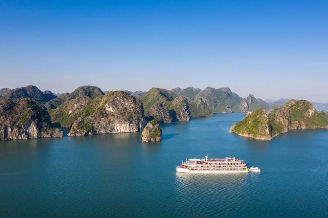 Ra mắt du thuyền Heritage Cruises: Kiệt tác độc bản giữa kỳ quan