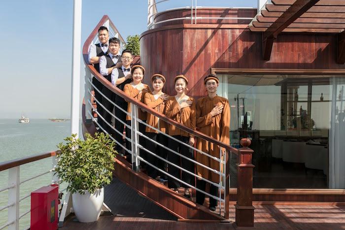 Ra mắt du thuyền Heritage Cruises: Kiệt tác độc bản giữa kỳ quan 2