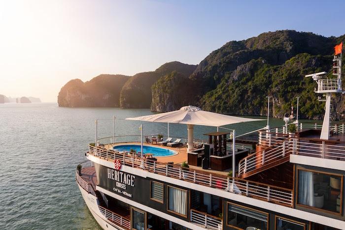 Ra mắt du thuyền Heritage Cruises: Kiệt tác độc bản giữa kỳ quan 1
