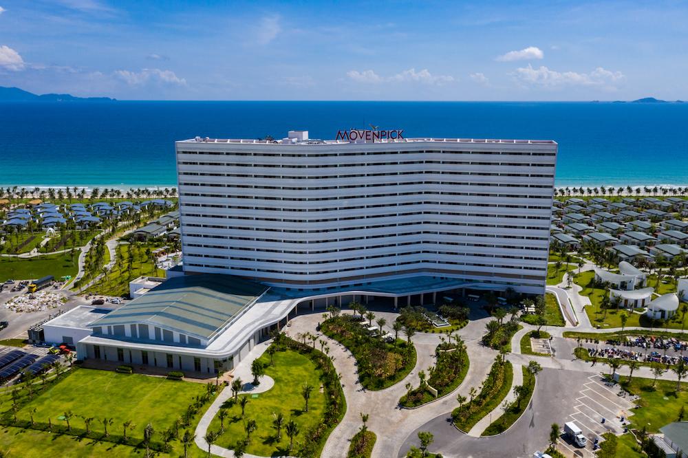 Hai khu du lịch nghỉ dưỡng 5 sao mới tại Cam Ranh 3
