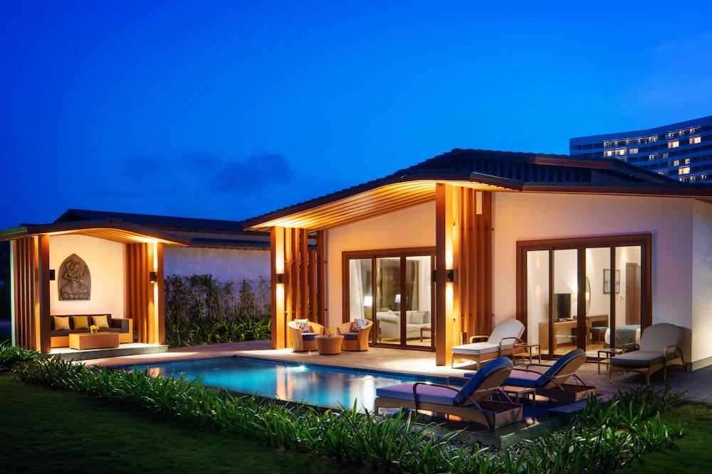 Hai khu du lịch nghỉ dưỡng 5 sao mới tại Cam Ranh 2