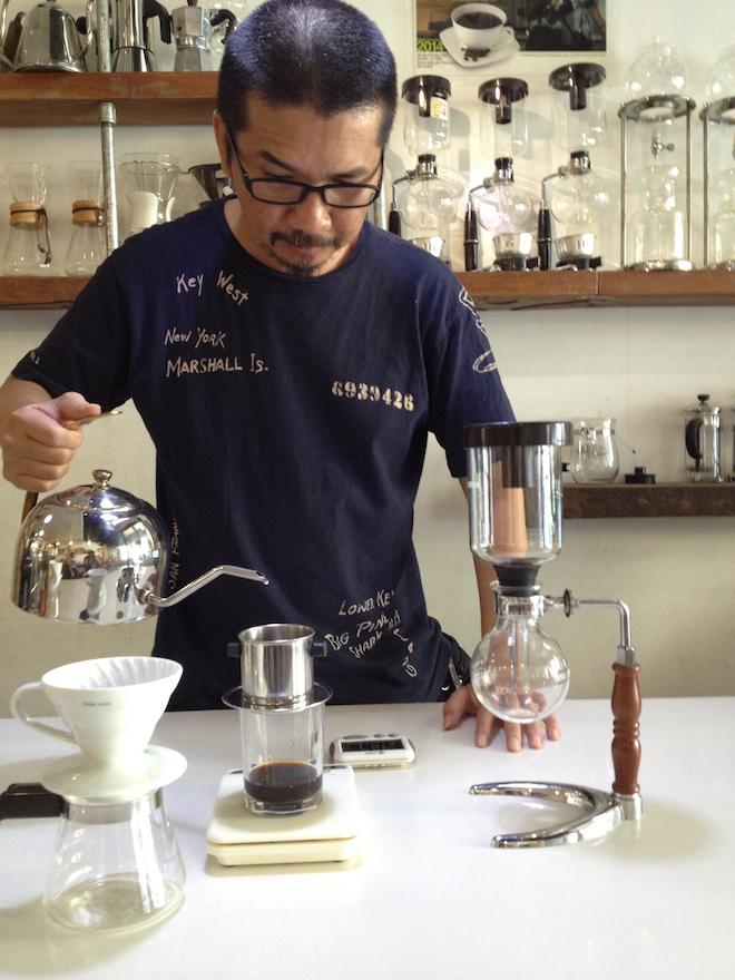 Những câu chuyện nhân văn quanh ly cà phê đặc sản 4