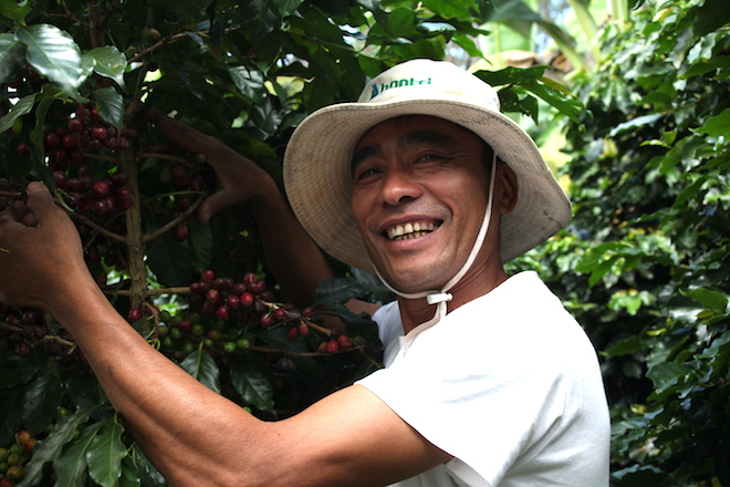 Những câu chuyện nhân văn quanh ly cà phê đặc sản 7