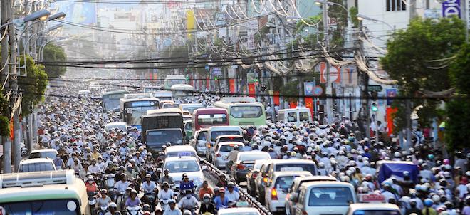 Bản sao đô thị hay hạnh phúc 'đổ đống' cho người Việt?