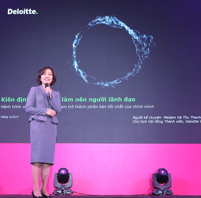 Nữ tướng Hà Thị Thu Thanh: Kiên định là nỗ lực đến tột cùng để vượt qua khó khăn