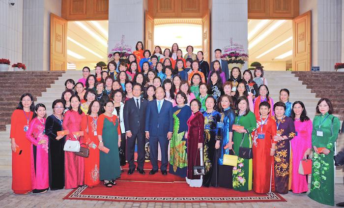 Chủ tịch PNJ Cao Thị Ngọc Dung luận về cách mạng Thân, Tâm, Trí của doanh nhân nữ 2