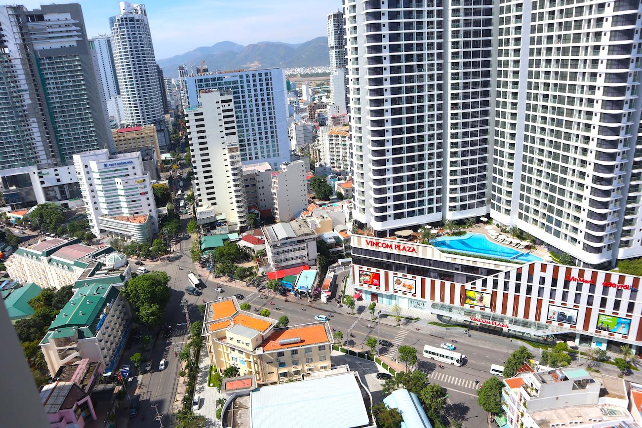 Những hình ảnh khó tin của phố biển Nha Trang