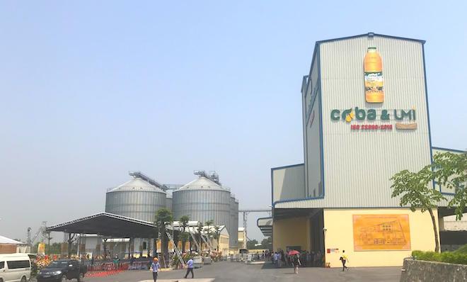 Dabaco khánh thành nhà máy ép dầu thực vật