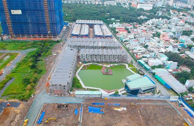 Hưng Lộc Phát lên tiếng về 110 biệt thự xây dựng 'không phép' 1