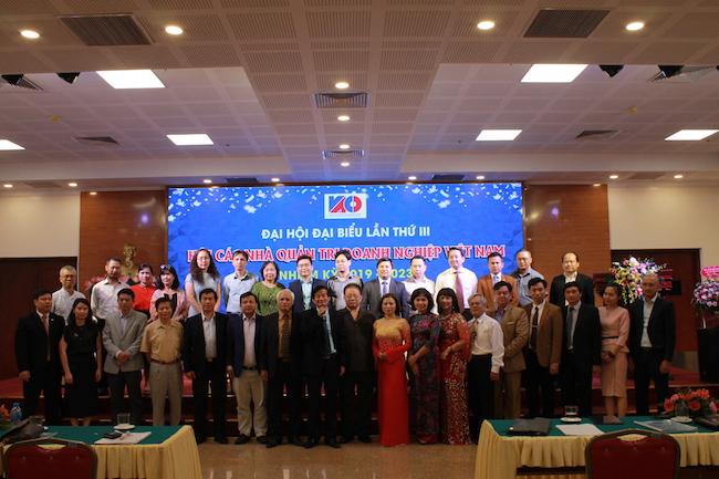 Hội VACD tổ chức thành công Đại hội toàn thể lần thứ III nhiệm kỳ 2019 - 2023 1