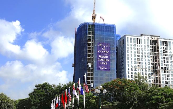 Bí mật phía sau khách sạn phủ vàng đầu tiên trên thế giới ở Hà Nội