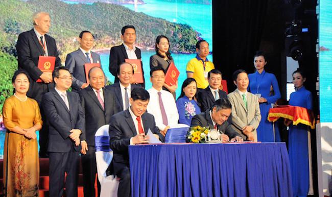 'Vua hàng hiệu' đầu tư khu phi thuế quan 7.000 tỷ ở Phú Quốc
