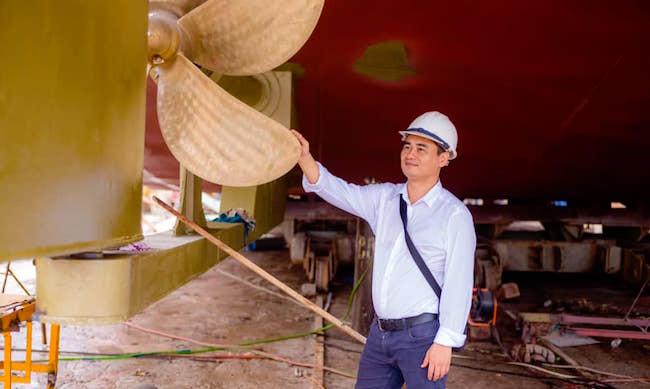 Viết tiếp giấc mơ của 'vua tàu thuỷ' Bạch Thái Bưởi trên vịnh Hạ Long 1