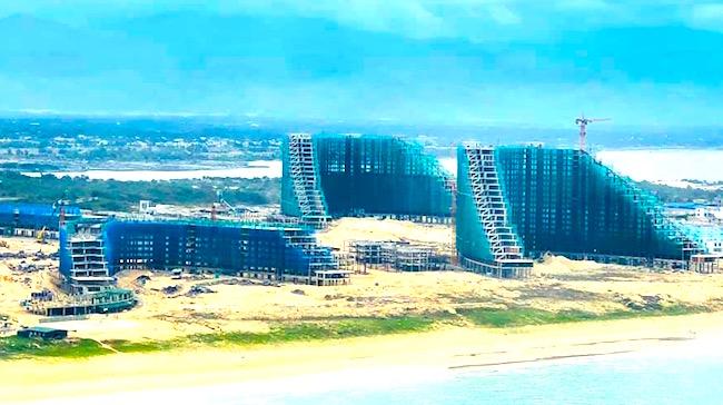Bán đảo Cam Ranh trỗi dậy