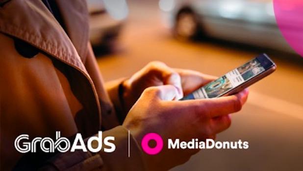 Grab bắt tay MediaDonuts tấn công mảng quảng cáo tại Việt Nam