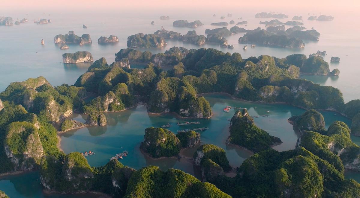 10 điều thú vị khiến du khách thích khám phá vịnh Lan Hạ hơn vịnh Hạ Long