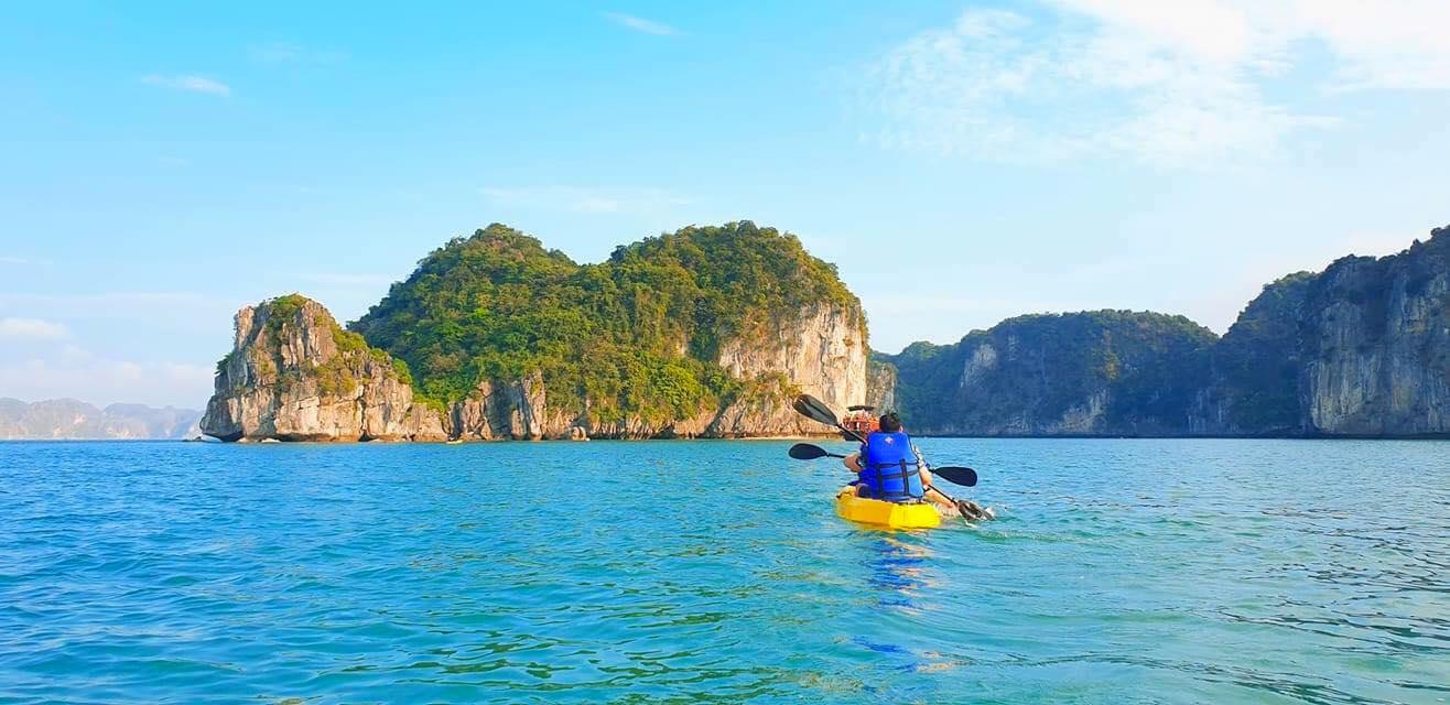 10 điều thú vị khiến du khách thích khám phá vịnh Lan Hạ hơn vịnh Hạ Long 8