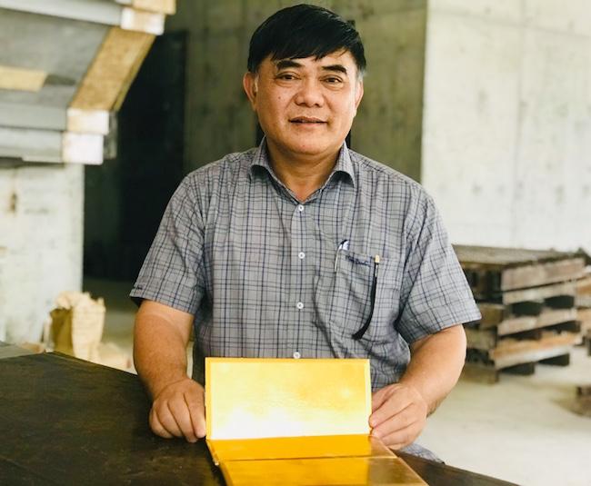 Khách sạn phủ vàng từ chân đế tới nóc sắp khai trương ở Hà Nội 14