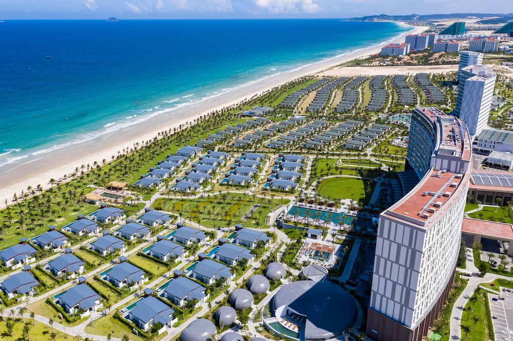 2 khu nghỉ dưỡng tại Cam Ranh đạt chuẩn 5 sao 13