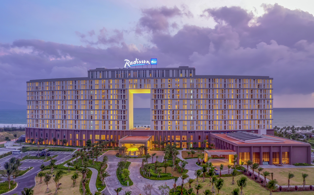 2 khu nghỉ dưỡng tại Cam Ranh đạt chuẩn 5 sao 8