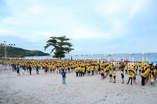 Meyhomes Capital Phú Quốc nổi sóng với 'Hành trình đánh thức mọi giác quan'