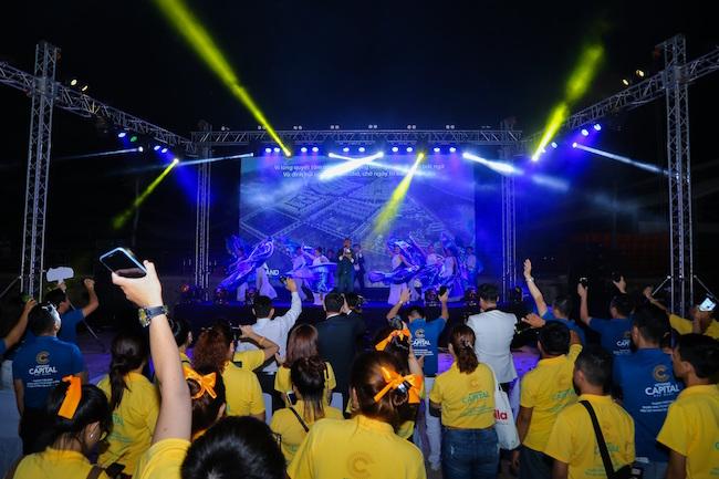 Meyhomes Capital Phú Quốc nổi sóng với 'Hành trình đánh thức mọi giác quan' 2