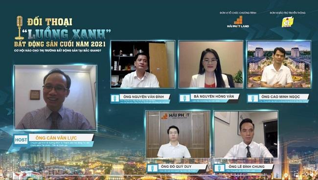 """Bắc Giang đang là """"vùng trũng"""" của dòng tiền đầu tư"""