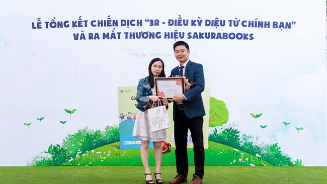 Sách Cùng học 3R: Bảo vệ môi trường từ những hành động nhỏ nhất 1