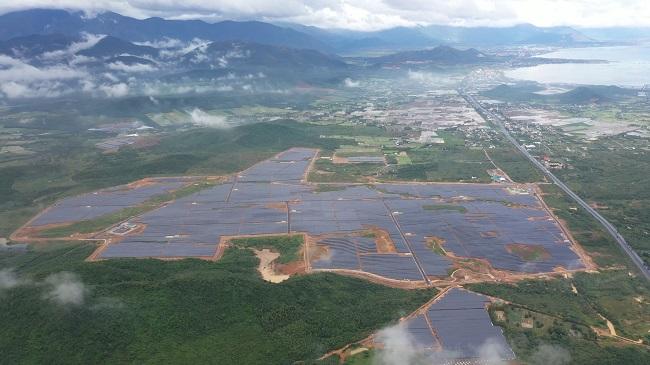 KN Vạn Ninh khánh thành dự án nhà máy điện mặt trời