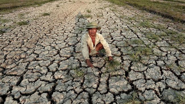 Biến đổi khí hậu sẽ gây thiệt hại từ 8 - 13% GDP hàng năm của toàn châu Á