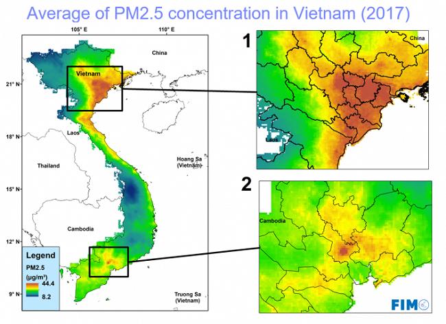 Bảo vệ môi trường thời 4.0 (Phần 1): Cảm nhận ô nhiễm không khí bằng… dữ liệu 1