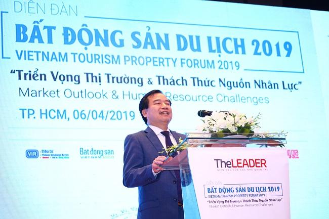 Ông Nguyễn Trần Nam: 'Khách du lịch Việt Nam ở resort 5 sao nhiều hơn người nước ngoài'