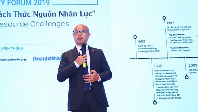 Cả ngành dịch vụ du lịch của Việt Nam mới chỉ đáp ứng đc 60% nhu cầu nhân sự