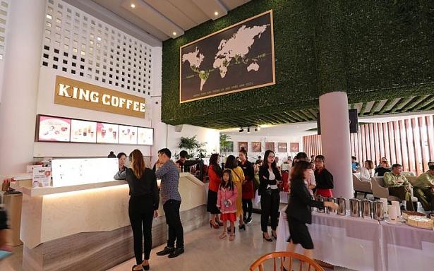 CEO Lê Hoàng Diệp Thảo: King Coffee sẽ lên ngôi 'Vua cà phê' 4