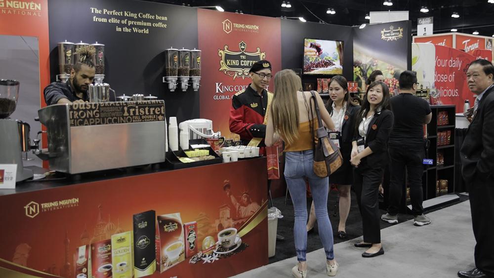 CEO Lê Hoàng Diệp Thảo: King Coffee sẽ lên ngôi 'Vua cà phê' 2