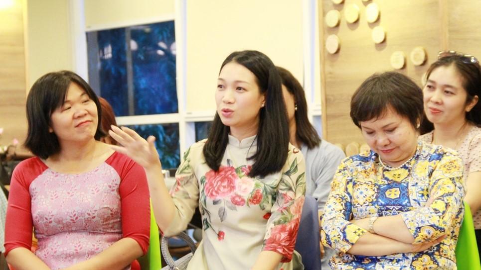 Doanh nhân nữ các thế hệ, họ đang kết nối để cùng thành công 2