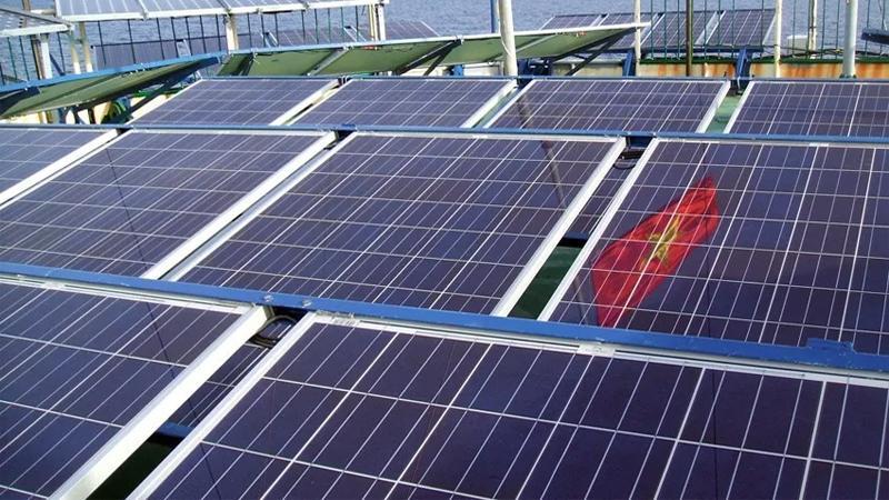 Xu hướng năng lượng tái tạo đang lên ngôi 1