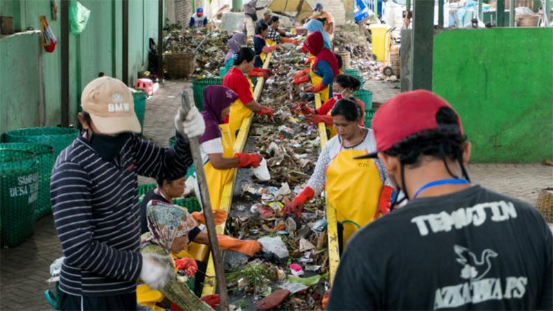 Chuỗi giá trị tái chế: Bài học từ quốc tế 1
