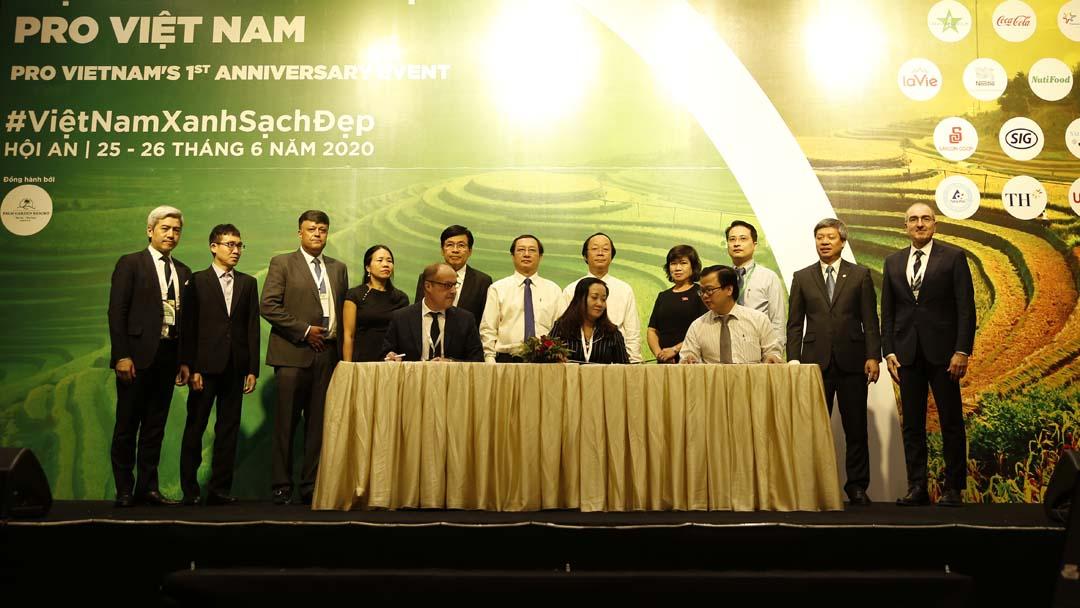 PRO Việt Nam tiên phong trong công cụ chinh sách EPR 2